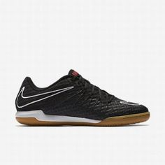 size 40 5a049 596e8  68.09 nike challenge court,Nike Mens Black White Challenge Red HypervenomX  Finale II IC Indoor Court Football Shoe
