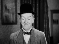 It's Friday so that means Laurel & Hardy time! / Comedy Genuis Stan Laurel and Oliver Hardy For more from the movies head over to:. Laurel And Hardy, Stan Laurel Oliver Hardy, Photo Star, Happy Gif, Comedy Duos, Sound Film, The Three Stooges, Popular Movies, Comedy Movies