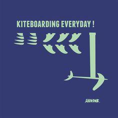 kiteboarding erveryday !👌😎 t-shirt available on arnone-project.com #kite #fins #foil #kiteboard #kiteboarding #kitesurf #kitesurfing #watersports #nowindnolife #ineoleitrust #arnoneproject Kite Board, Kitesurfing, Water Sports, Letters, Projects, T Shirt, Log Projects, Supreme T Shirt, Blue Prints
