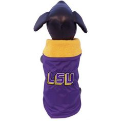 NCAA Louisiana State Fightin Tigers All Weather Resistant Protective Dog Outerwear, Large * Check this awesome product by going to the link at the image.