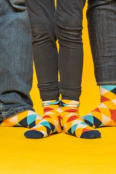 Matching family socks are available in men's, women's, and kids' sizes. Show the world you're a close-knit family by doing something fun together. Matching Socks, Children, Kids, Sweatpants, Man Shop, Fun, Stuff To Buy, Shopping, Fashion