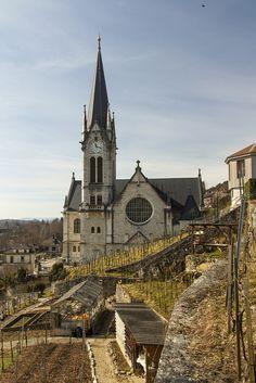 Biel Bienne, Canton of Bern_ Switzerland
