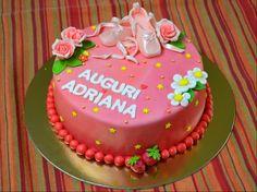 Cake #scapette #danza #punte
