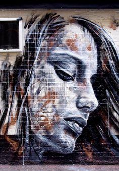 Walker #streetart #murals