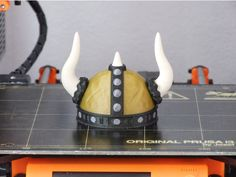 The Helmet of Glencairn printed by Cipis #toysandgames #mmu2