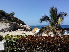 Casa El Duque met uitzicht op zee, terras,verwarmd zwembad,wifi,400m stra