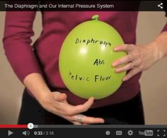 Site for Julie Weibe - physical therapist with info/videos on pelvic floor and diastasis recti