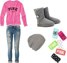 """""""Teenage outfit"""" by hannahmartin9 on Polyvore"""