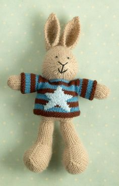 Rupert by LCRknitted on Etsy