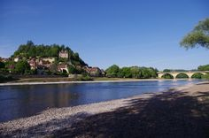 Limeuil on the Dordogne river. Now you can get there with British Airways from London City Airport: thematuretraveller.co.uk