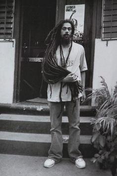 broader-than-broadway:  Damian Marley