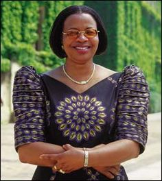 Graca Machel is the only recorded woman to have been married to two heads of state from two different countries. She is the widow of the late President  Samora Machel of Mozambique and the current wife to the father of Africa 1st President of South Africa Nelson Mandela.