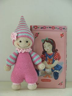 CUTE  Ravelry: Antoinette06's Cuddly Baby