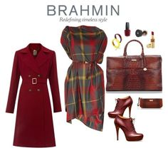 The Brahmin Woman Brahmin Handbags, Brahmin Bags, Gucci Handbags, Fashion Outfits, Womens Fashion, Red Outfits, Vivienne Westwood Anglomania, My Collection, Work Attire