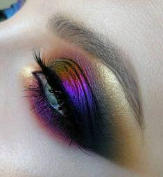 134 life-changing eye makeup tips – page 1 Cute Makeup, Glam Makeup, Pretty Makeup, Makeup Inspo, Makeup Art, Makeup Inspiration, Beauty Makeup, Makeup Looks, Gothic Makeup