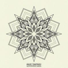 Новости Geometric Mandala Tattoo, Mandala Flower Tattoos, Mandala Sleeve, Mandala Tattoo Design, Flower Mandala, Mandala Art, Tattoo Designs, Neue Tattoos, Body Art Tattoos