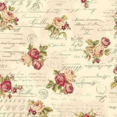 Carta Decoupage Shabby Chic.Carta Da Parati Shabby Chic Decoupage Printables Vintage Paper