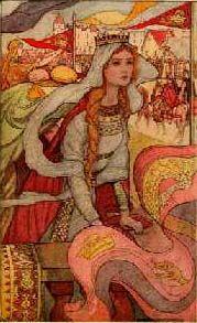 Queen Guenièvre