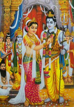 Shiva Parvati Marriage