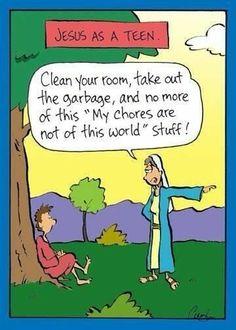 Christian Comics, Christian Cartoons, Funny Christian Memes, Christian Humor, Bible Jokes, Jesus Jokes, Political Cartoons, Funny Cartoons, Funny Comics