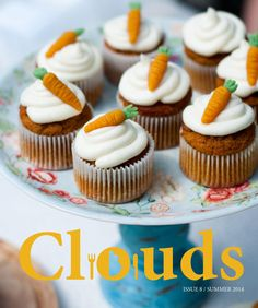 Clouds No 8 Summer 2014  Quarterly Lithuanian food bloggers' magazine
