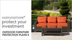 view our outdoor furniture protection plans