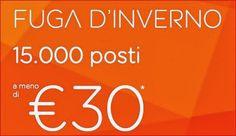 Easyjet: 15.000 posti per volare in Italia e in Europa a meno di 30€, tutto incluso