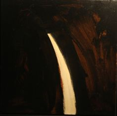 Colin McCahon Waterfall Photo, Ellsworth Kelly, New Zealand Art, American Artists, Waterfalls, Art Boards, Boats, Contemporary Art, Models