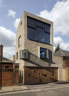 Employment Academy in South London by Peter Barber Architects