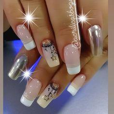 Nails Short, Baby Boomer, Nail Studio, Acrylic Nails, Nail Art, Makeup, Gifts, Beautiful, Beauty