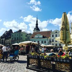 Tallinn: Discovering the old town of #tallinn with @estadventures #travel #weekend