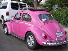 I absolutely Love VW bugs from the 1960's!