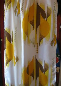 STUNNING PAIR OF VERY LARGE 1970S VINTAGE CURTAINS, | eBay 20 % off curtains!!!!