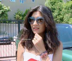 Turkish beauty Round Sunglasses, Sunglasses Women, Free Chat, Turkish Beauty, Hair Beauty, Fashion, Woman Face, Women, Moda