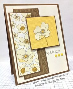 A Dozen Thoughts, Stampin' Up!, Brian King, FM160