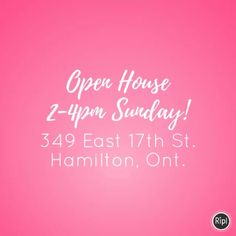 Open house 2-4pm Sunday Oct 16th! 3+2 bed 2 baths fully renovated. Asking $384,900. #rlpstate #hamont #realestate #openhouses