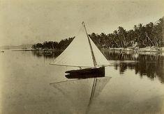 A Bit on Kingston Harbor, Jamaica, 1891