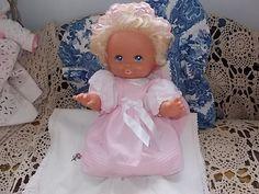 Twinkles Light Up Doll PJ Sparkles Sister, Light Up Doll, Mattel Doll 1989, Vintage Doll :)s