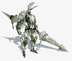 창기사 Fantasy Character Design, Character Concept, Character Inspiration, Character Art, Fantasy Armor, Anime Fantasy, Medieval Fantasy, Armor Concept, Concept Art