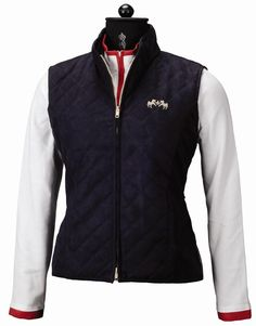Ladies Spinnaker Micro Suede Vest