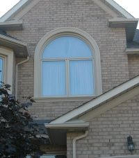 Exterior Window Trim Ideas Decoramould Dream House Designs Pinterest Arched Windows
