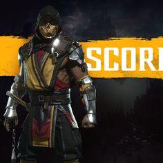Scorpion Mortal Kombat 11 Mortal Kombat 11