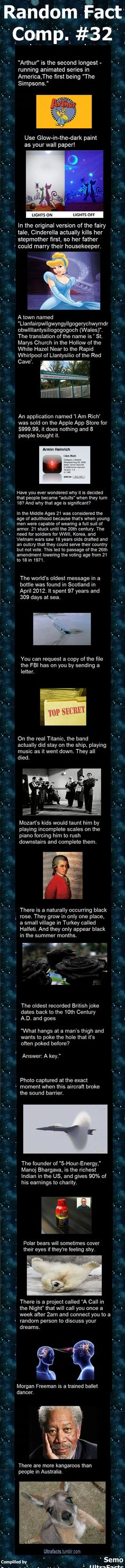 Random Fact Comp. 32 // funny pictures - funny photos - funny images - funny pics - funny quotes - #lol #humor #funnypictures: