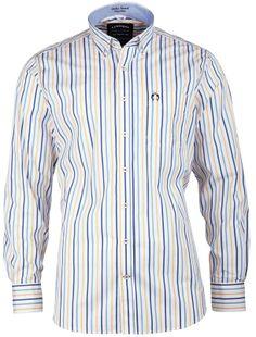 Modernes Herrenhemd aus der #Mode von CLAUDIO #CAMPIONE.