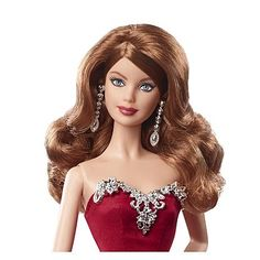 Barbie Collector 2015 Holiday Doll - Auburn  alternate image