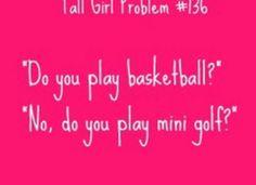 #tallgirlproblem
