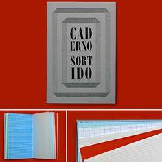 Caderno Sortido Cinzento! http://casaruim.com/produto/caderno-sortido-cinzento/