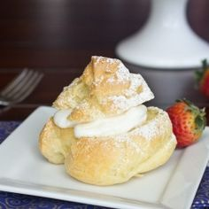 Cream Puffs | RecipeNewZ