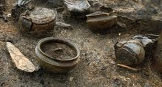 Archaeologists have made remarkable discoveries about everyday life in the Bronze Age during their ten-month excavation of 3,000-year-old circular wooden houses at Must Farm in Cambridgeshire, a site that has been described as the 'Pompeii of the fens'. http://www.cambridgenetwork.co.uk/news/archaeological-finds-picture-life-in-the-bronze-age/