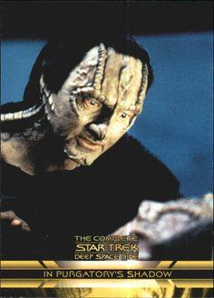 2003 Complete Star Trek Deep Space Nine 120 in Purgatory's Shadow   eBay